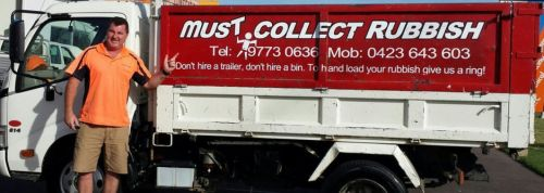 Must Collect Rubbish - Accommodation Sydney