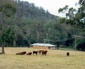 Shute Hill Country Retreat - Accommodation Sydney