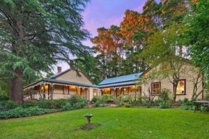 Glen Isla Historic Blue Mountains Accommodation - Accommodation Sydney