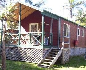 A Paradise Park Cabins - Accommodation Sydney