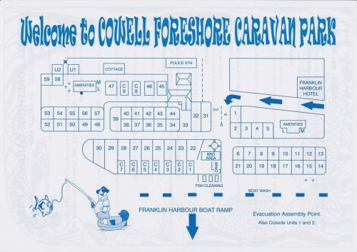 Cowell Foreshore Caravan Park amp Holiday Units - Accommodation Sydney