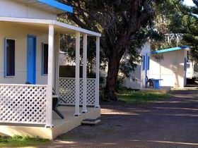 Kingscote Nepean Bay Tourist Park And Parade Units - Accommodation Sydney