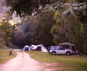 Mt Warning Holiday Park - Accommodation Sydney