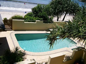 Portofino Beachfront Apartments - Accommodation Sydney