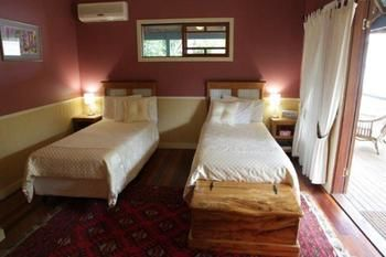 Eumundi Gridley Homestead BampB - Accommodation Sydney