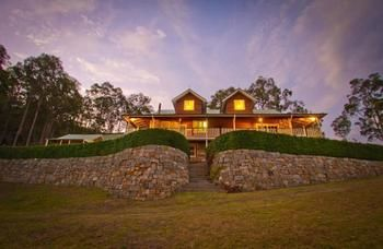 Bimbadeen Mountain Retreat - Accommodation Sydney