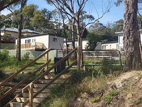Coningham Beach Holiday Cabins - Accommodation Sydney