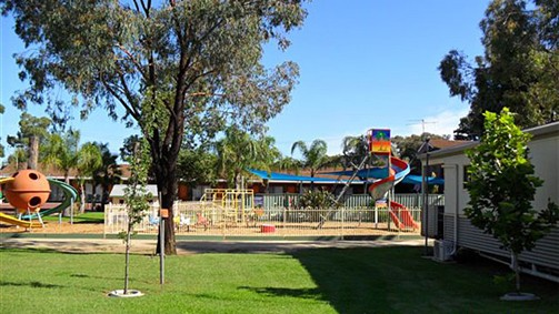 Nathalia Motel and Holiday Park - Accommodation Sydney