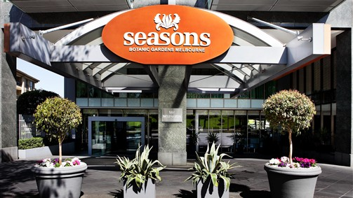 Seasons Botanic Gardens - Accommodation Sydney
