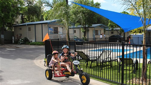 Barwon River Tourist Park - Accommodation Sydney