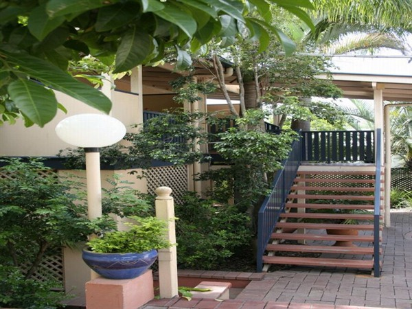 City Palms Motel - Accommodation Sydney