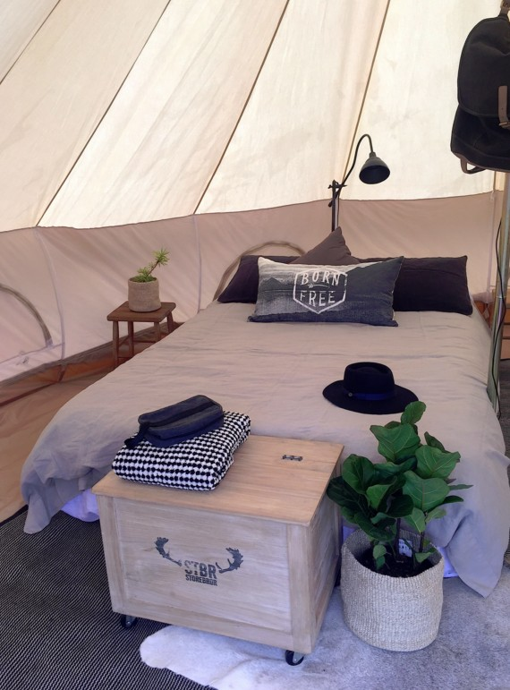 Adams Beach Camping Ground - Accommodation Sydney