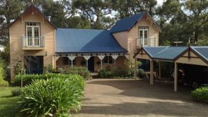 Hideaways at Red Hill - Accommodation Sydney