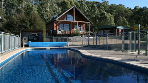 Karoonda Olive Grove Retreat at Mt Buffalo Olives - Accommodation Sydney