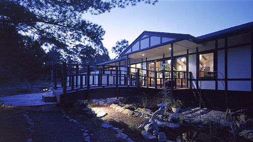 Shizuka Ryokan Japanese Country Spa  Wellness Retreat - Accommodation Sydney