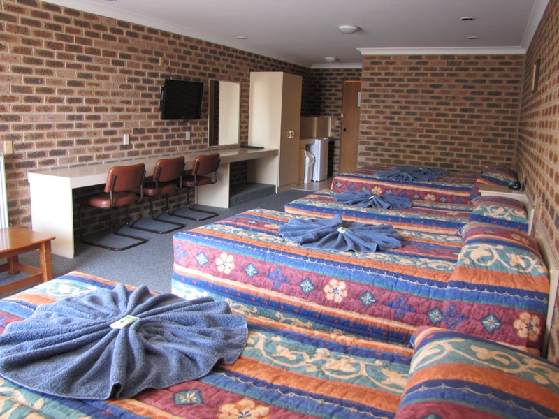 Big Trout Motor Inn - Accommodation Sydney