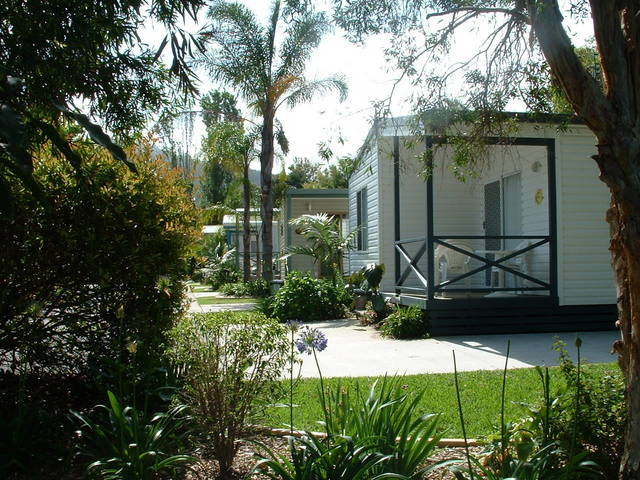 Coastal Palms Holiday Park - Accommodation Sydney