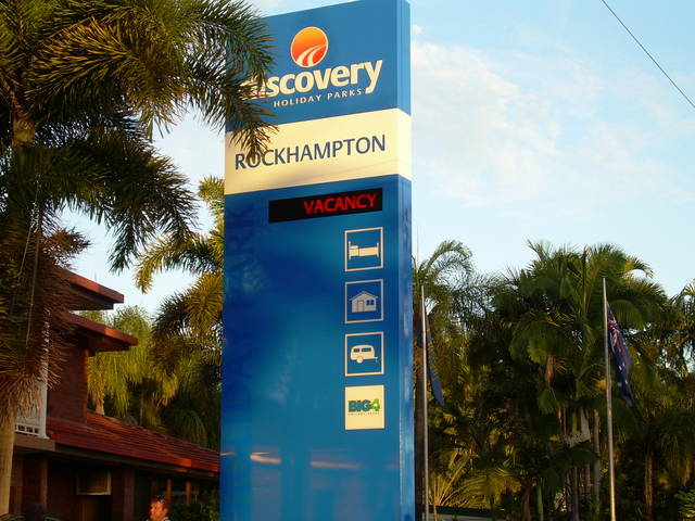Discovery Holiday Parks - Rockhampton