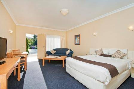 Nagambie Waterfront Motel