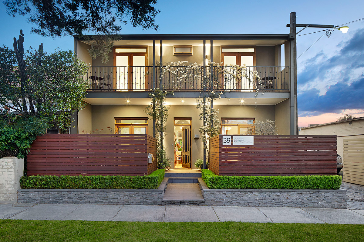 Prahran Village Guest House - Accommodation Sydney
