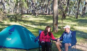 Apsley Falls campground - Accommodation Sydney