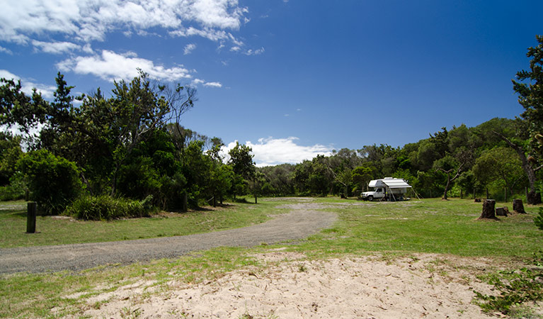 Banksia Green campground - Accommodation Sydney