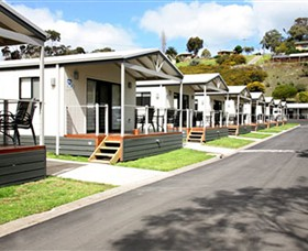 Geelong Riverview Tourist Park BIG4 - Aspen Parks - Accommodation Sydney