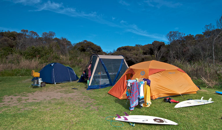 Frazer campground - Accommodation Sydney