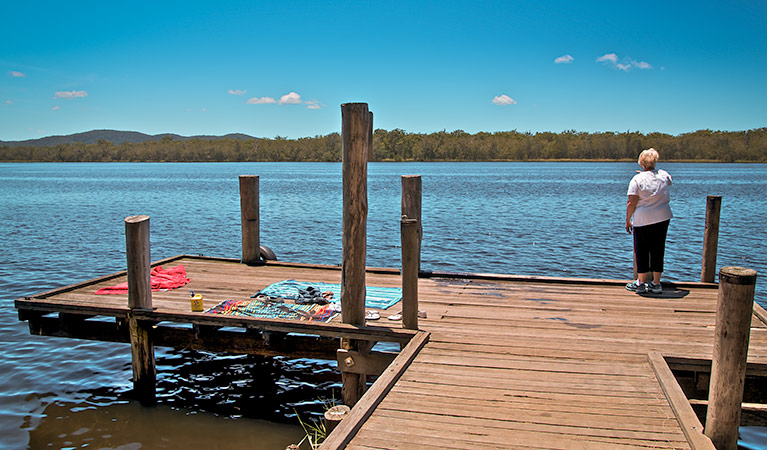 Korsmans Landing campground - Accommodation Sydney