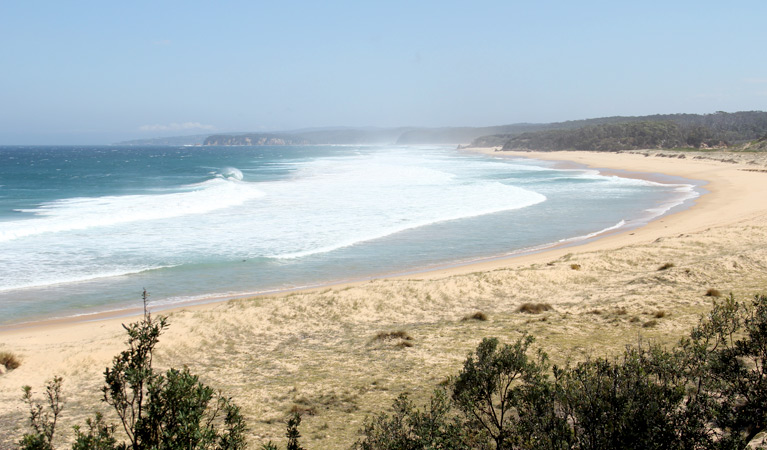 Middle Beach campground - Accommodation Sydney