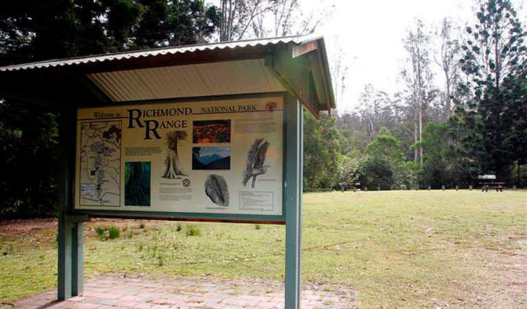 Peacock Creek campground - Accommodation Sydney
