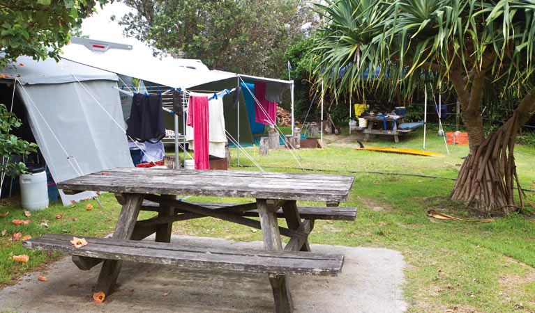 Sandon River campground - Accommodation Sydney