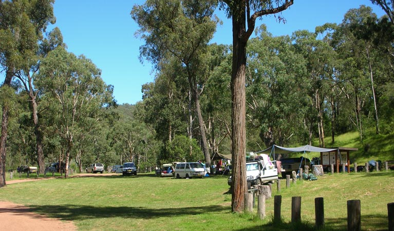 Washpools campground - Accommodation Sydney