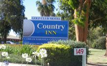 Barooga Country Inn Motel - Barooga - Accommodation Sydney