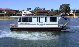 Dolphin Houseboat Holidays - Accommodation Sydney