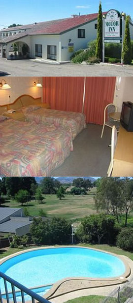 Tumut Motor Inn - Accommodation Sydney