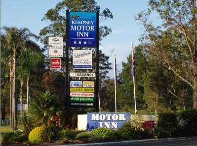 Kempsey Motor Inn - Accommodation Sydney