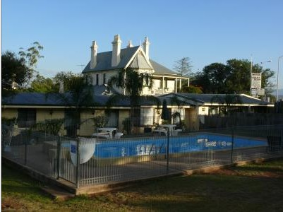 Airlie House Motor Inn - Accommodation Sydney