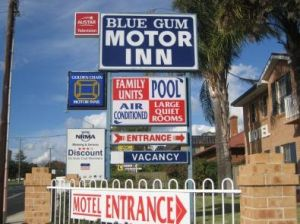 Blue Gum Motor Inn - Accommodation Sydney
