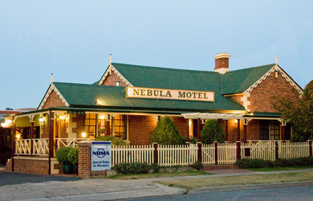 Nebula Motel - Accommodation Sydney