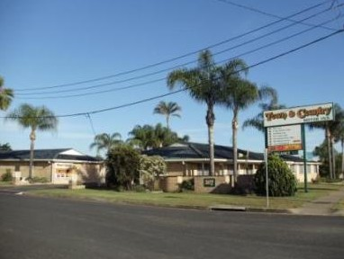 Town and Country Motor Inn Tamworth - Accommodation Sydney
