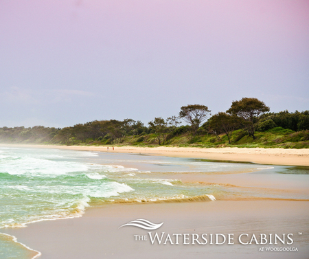 Waterside Cabins at Woolgoolga - Accommodation Sydney