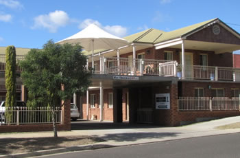 Golf Links Motel - Accommodation Sydney