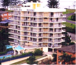Rainbow Bay Resort - Accommodation Sydney