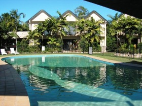 Hinchinbrook Marine Cove Resort Lucinda - Accommodation Sydney