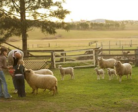 Clandulla Cottages and Farmstay - Accommodation Sydney