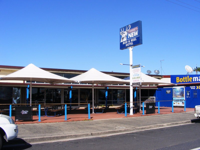 Rod N Reel Hotel Woodburn - Accommodation Sydney