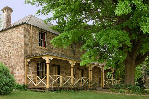 Old Stone House, The