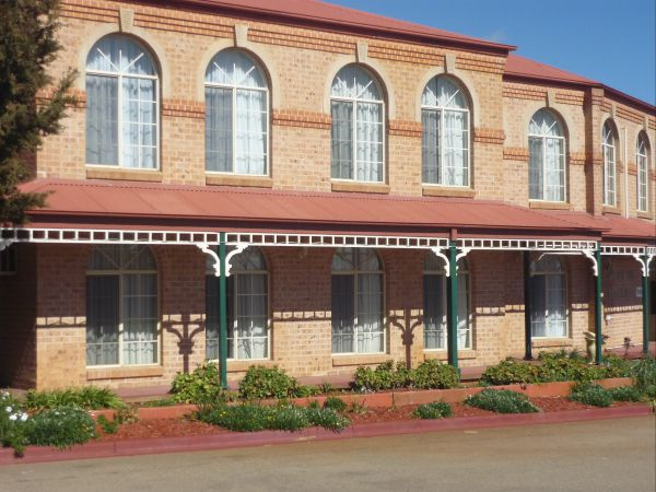 Heritage Motor Inn Goulburn - Accommodation Sydney