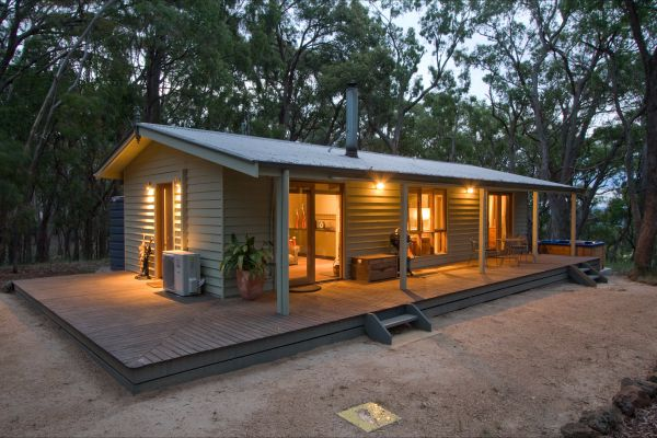 Mirkwood Forest Self-Contained Spa Cottages - Accommodation Sydney